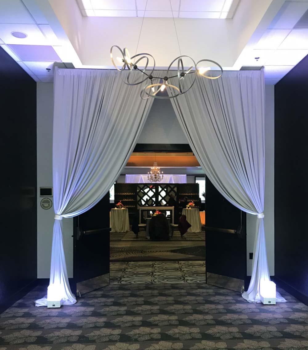 drapes-entrance